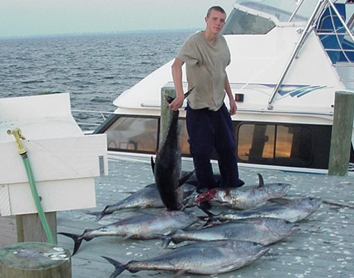 Obx charter fishing outer banks charter fishing obx for Outer banks fishing charters